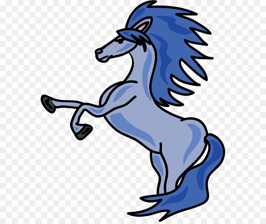 Blue Horse PNG Mustang Arabian Horse Clipart download.