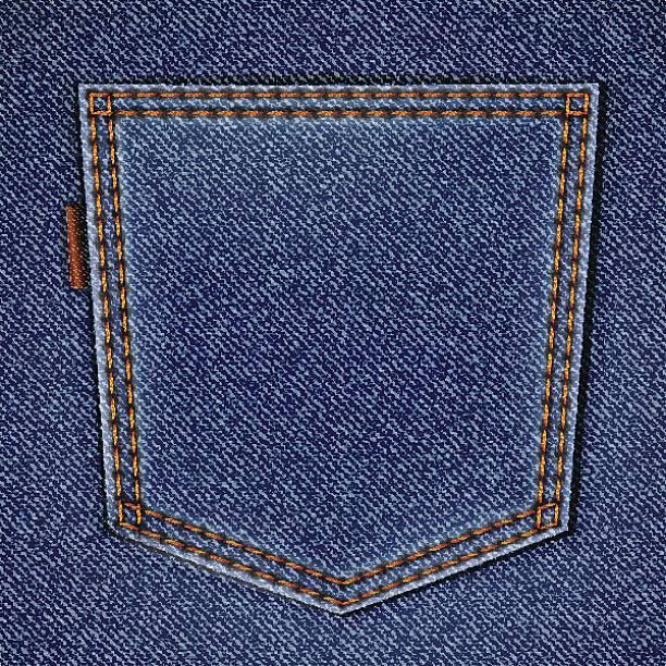 Jean pocket clipart 3 » Clipart Portal.