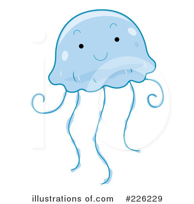 Jellyfish clipart images.