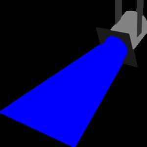 Spot Light Blue Clip Art at Clker.com.