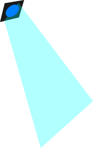 Blue Light Clip art.