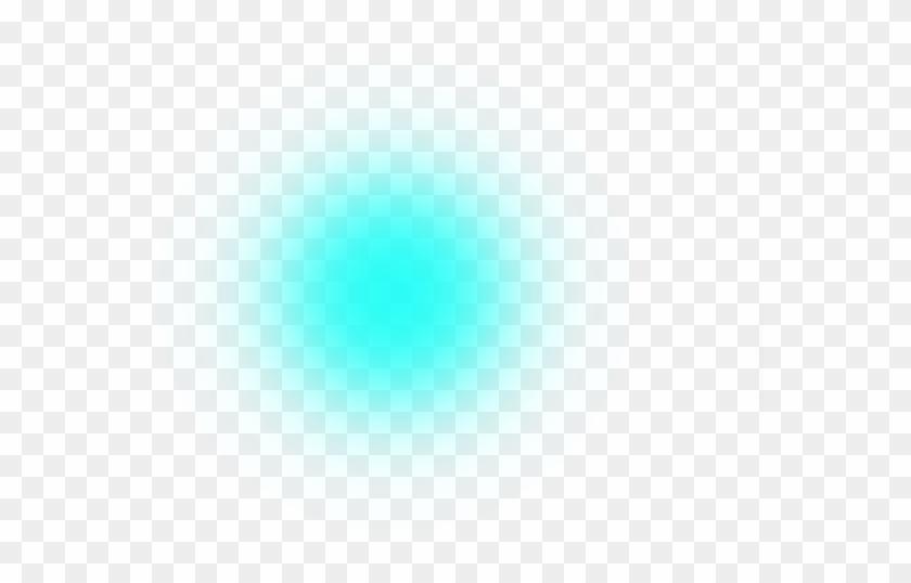 Blue Glow Png.