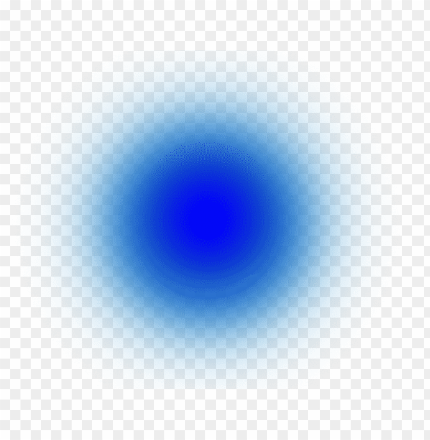 blue light effect png PNG image with transparent background.
