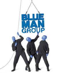 Blue Man Group Reviews.