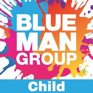 Blue Man Group Orlando Ticket.