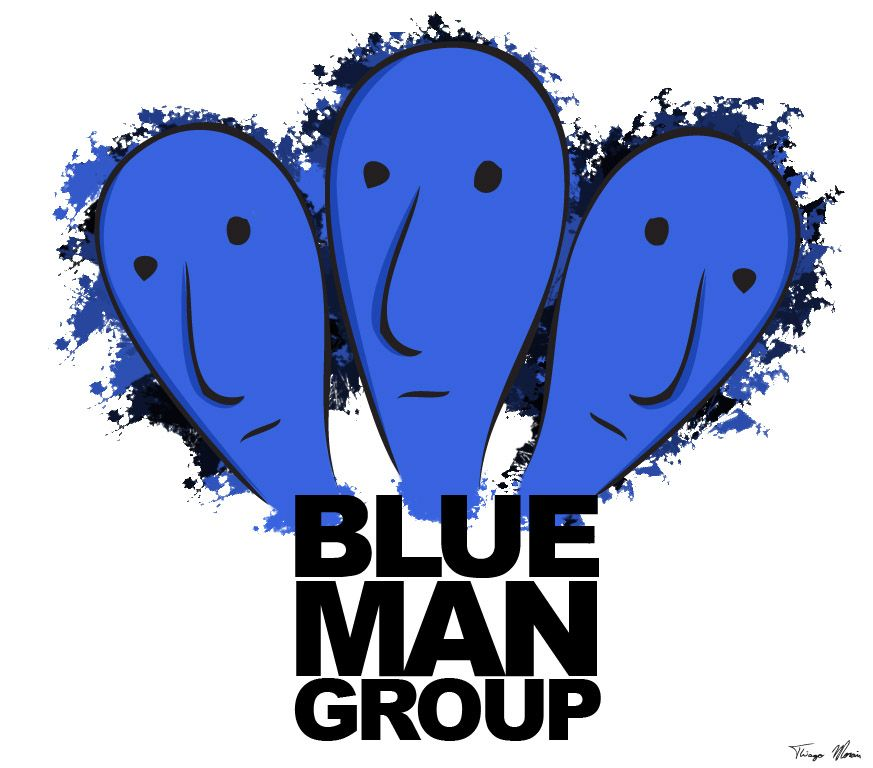 Gallery For > Blue Man Group Wallpaper.