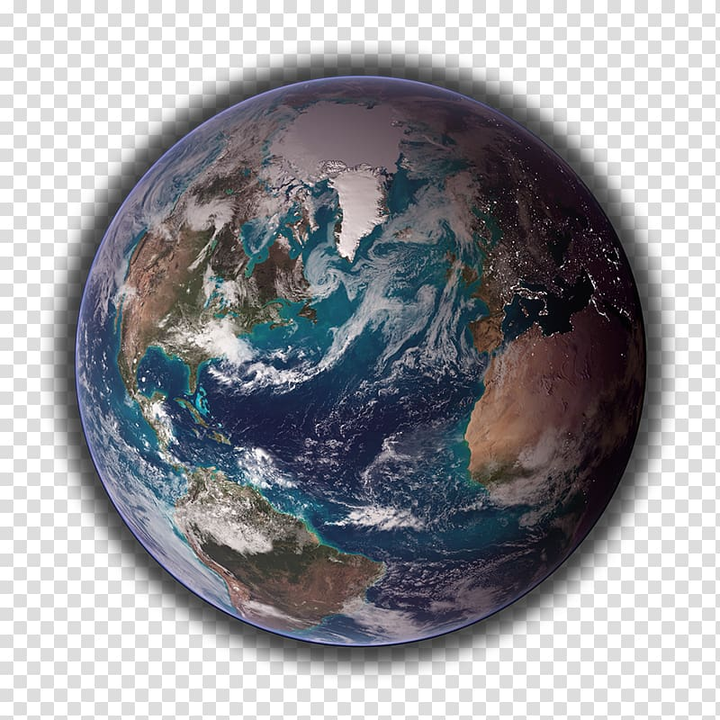 Earth The Blue Marble Poster Satellite ry, planet transparent.