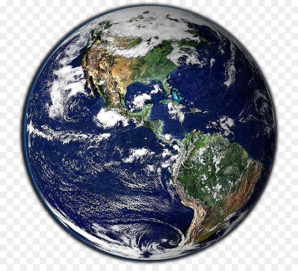 Earth The Blue Marble Outer space Planet.