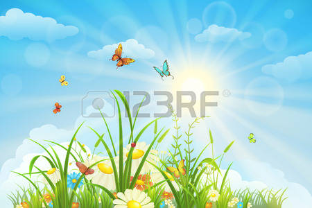 83,065 Meadow Stock Vector Illustration And Royalty Free Meadow.