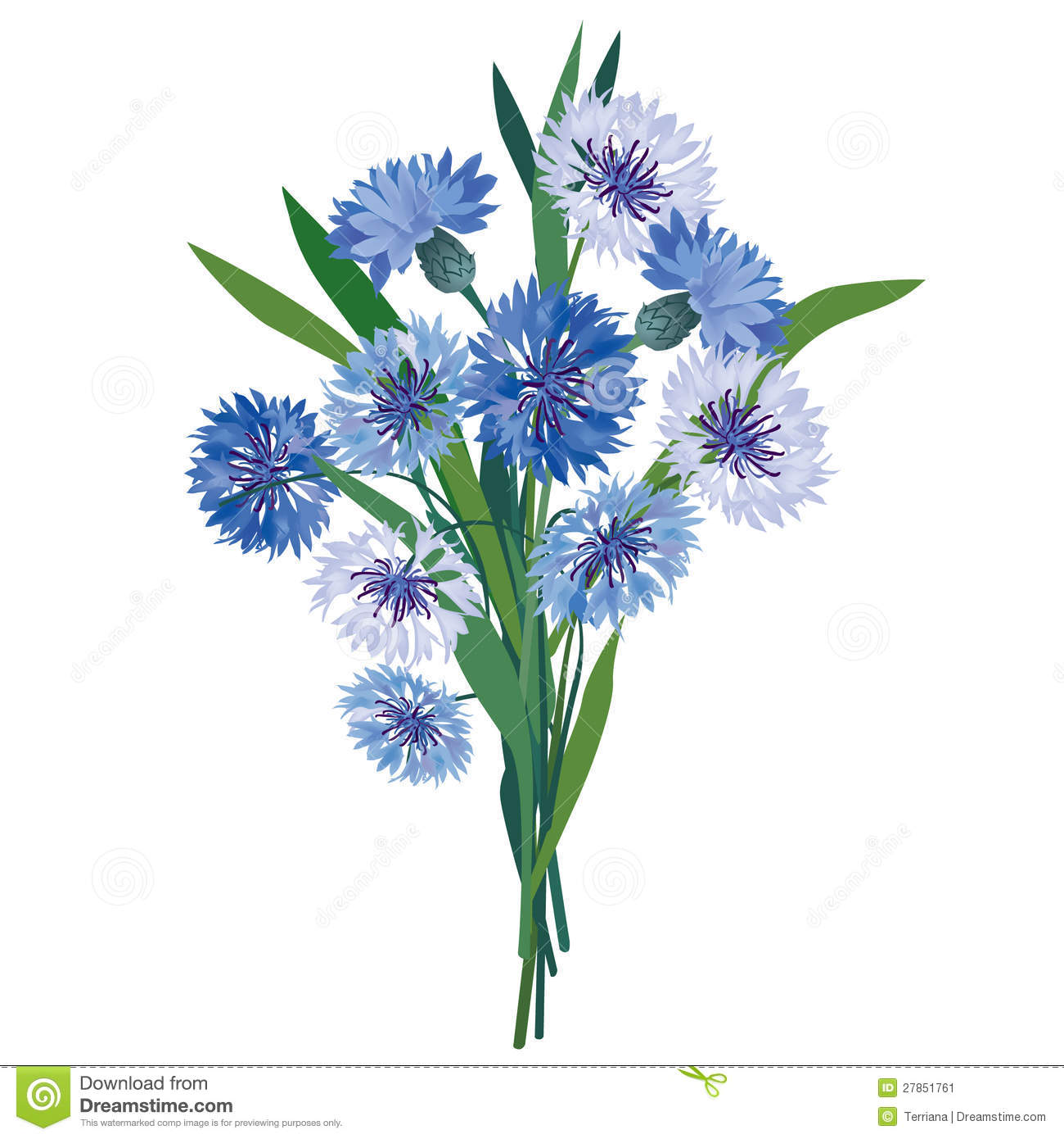 Blue Meadow Clipart Clipground