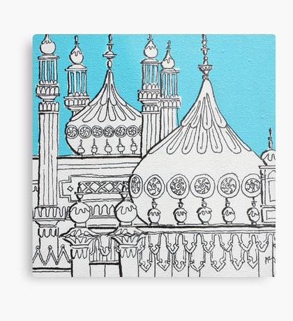 Royal Pavillion: Metal Prints.
