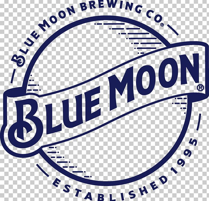 Blue Moon Brewing Company Wheat Beer Seasonal Beer PNG.