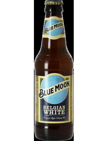 Blue Moon White Ale.