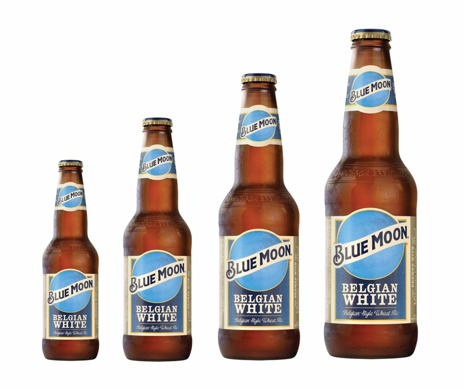 Blue Moon Beer Free PNG Images & Clipart Download #2145300.