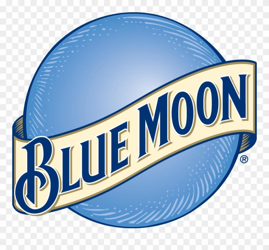 Blue Moon Beer Logo Vector Clipart (#2102461).