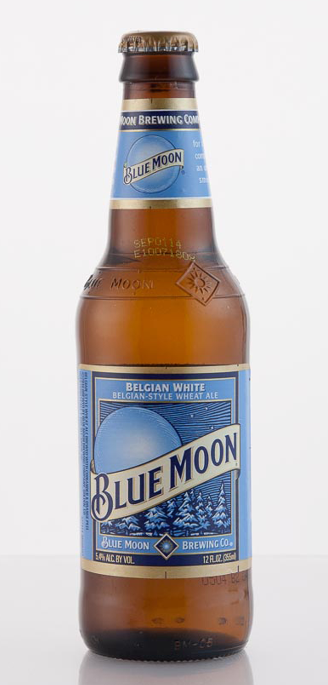 Review: Coors Brewing Company Blue Moon Belgian White.