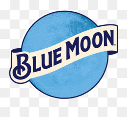 Moon River Brewing Company Beer Logo Brewery Blue Moon.