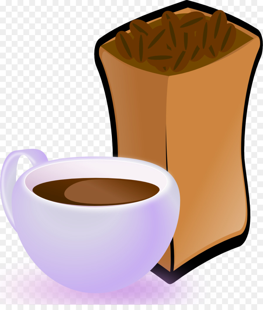 Jamaican Blue Mountain Coffee Cafe Coffee bean Clip art.