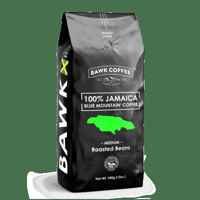 BAWK Coffee.