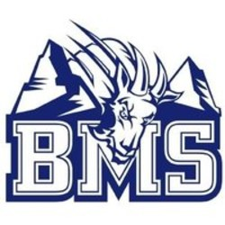 Blue mountain state goat Logos.