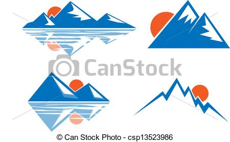 Blue mountains Clip Art Vector Graphics. 10,708 Blue mountains EPS.