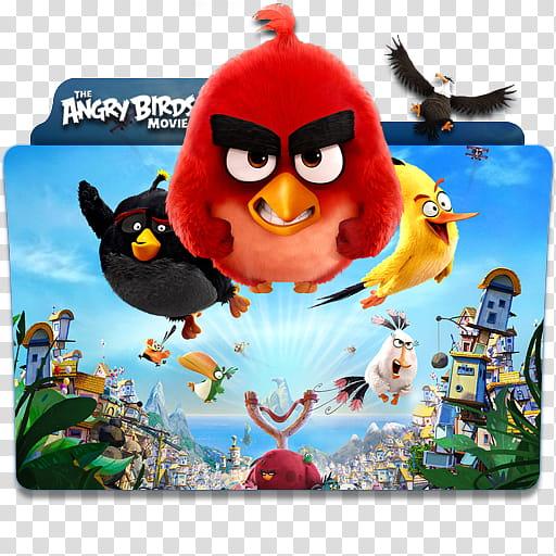 The Angry Birds Movie Folder Icon , Angry Birds final v.