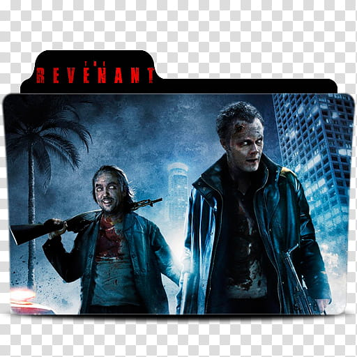 The Revenant Folder Icon, The Revenant transparent.