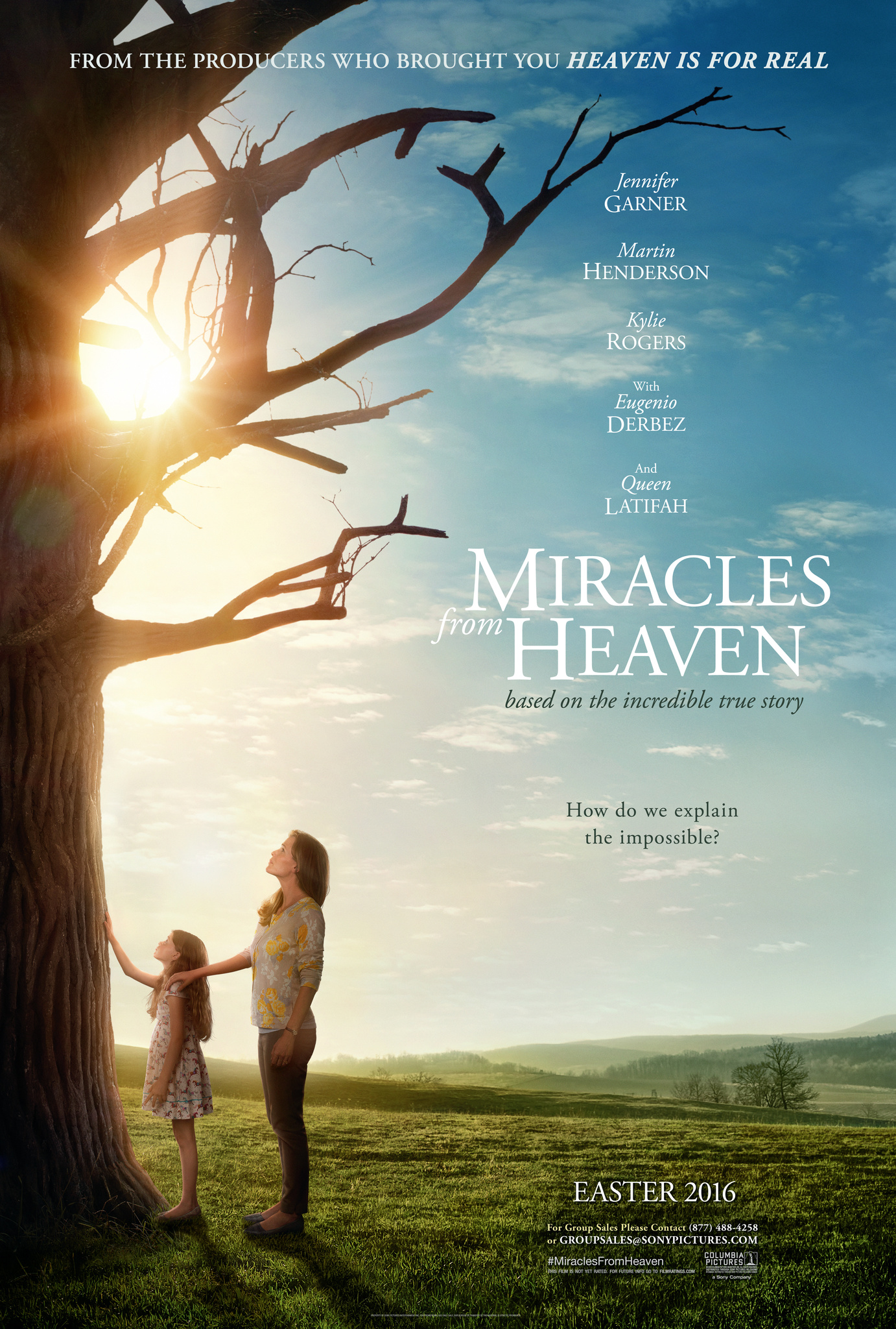 Miracles from Heaven (2016).