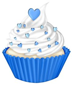 Free Blue Cupcakes Cliparts, Download Free Clip Art, Free.