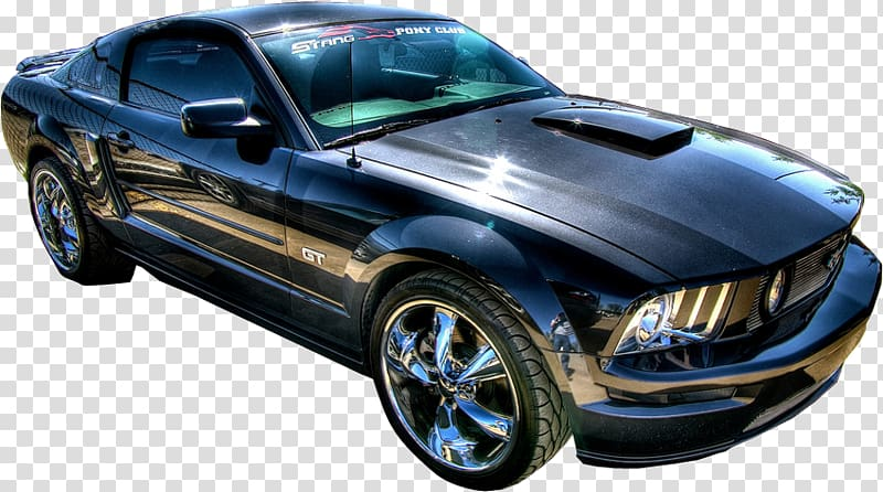 Shelby Mustang Ford Mustang Car Ford Motor Company, car transparent.