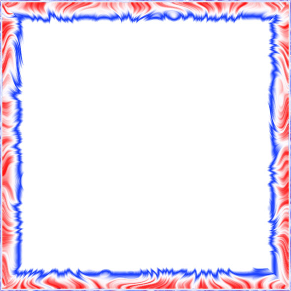 Blue Outline Clipart Frames And Borders Clipground