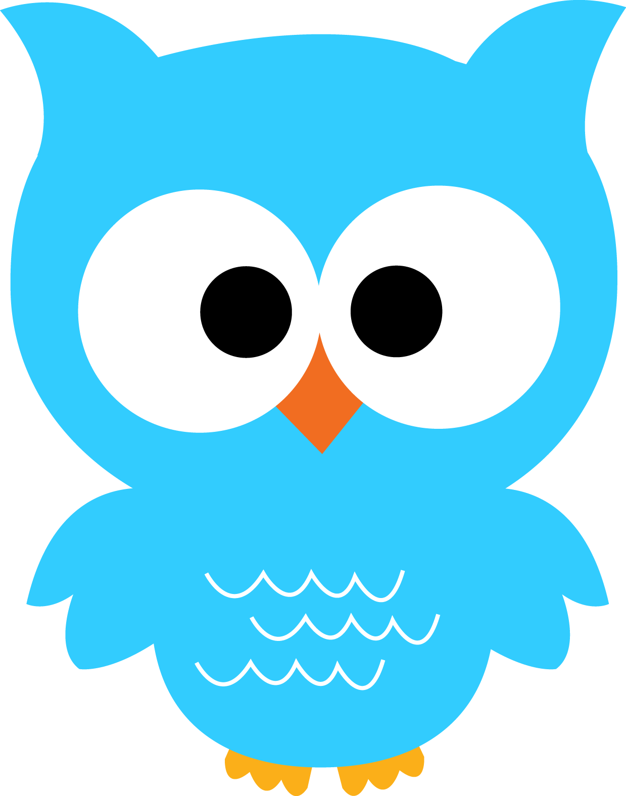 Free Cute Blue Owls, Download Free Clip Art, Free Clip Art on.