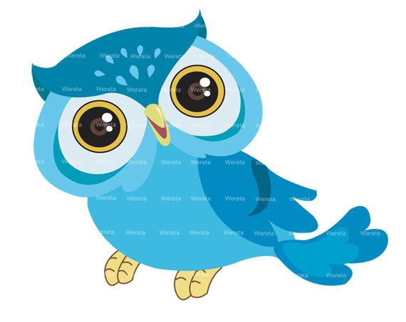 Blue Owl Clip Art Digital Clipart Panda Free Images Alive Prodigous.