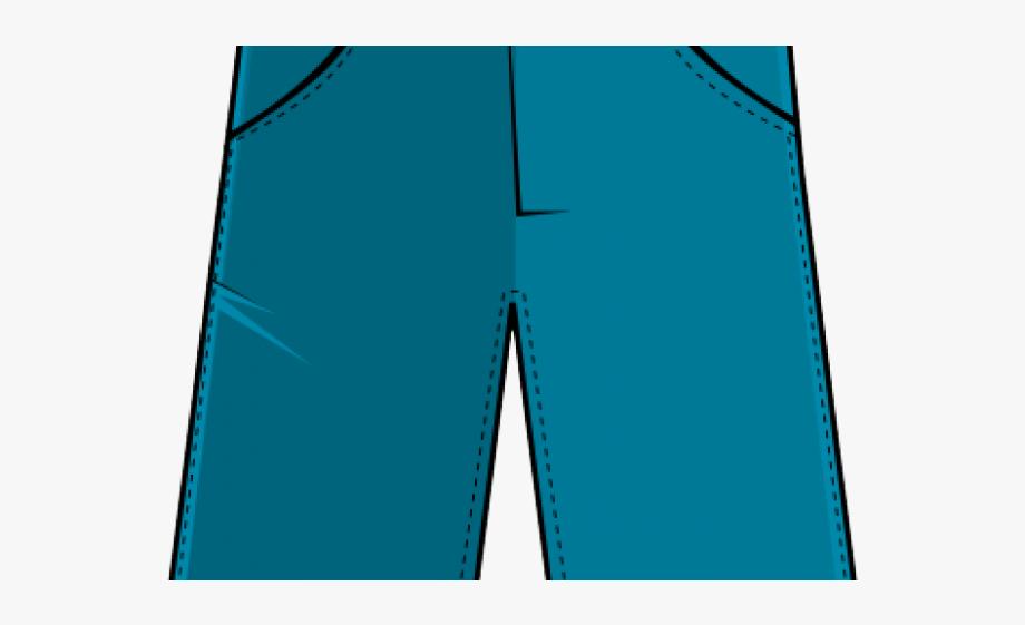Hulk Clipart Blue Pants.