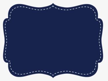 Navy Clipart Frame.