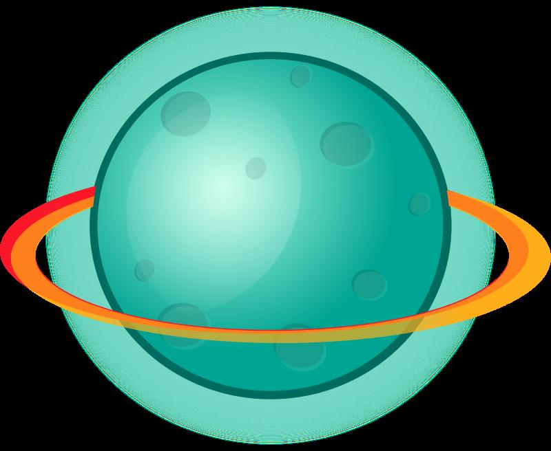Blue Planet Clipart.