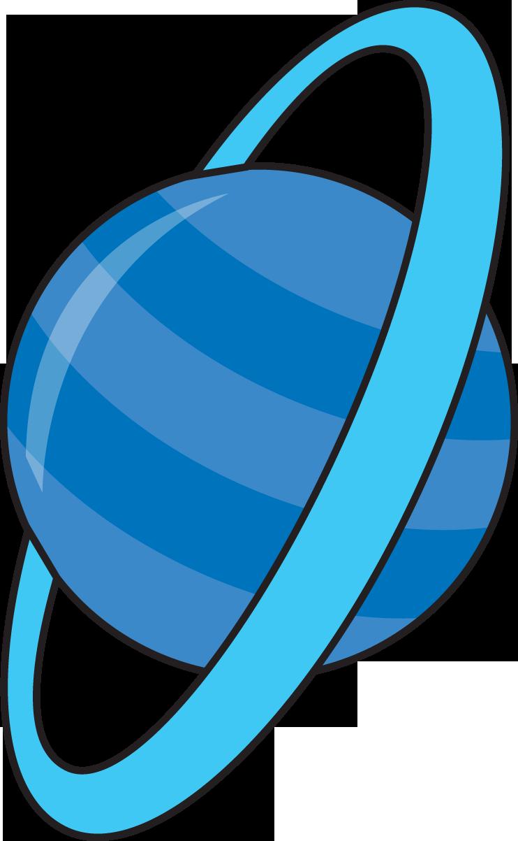 Blue Planet Clip Art.