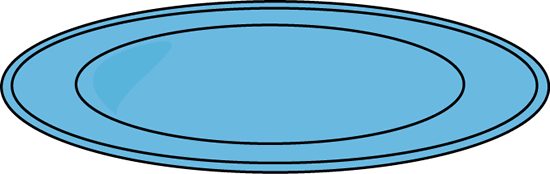 Dishes clipart blue plate Transparent pictures on F.