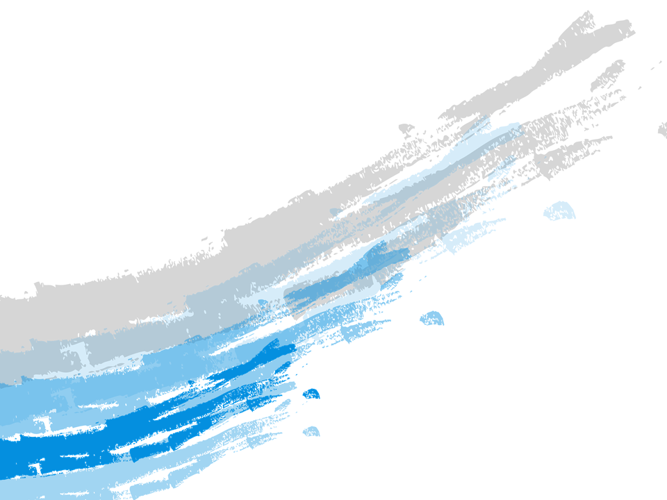 Blue Brush Vector.