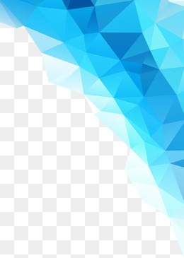 Blue Abstract Graphics PNG Images.