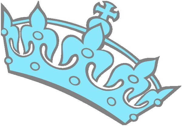 170 Prince Crown free clipart.