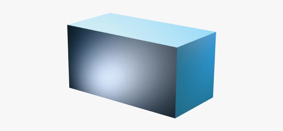 Rectangular Prism Clipart.
