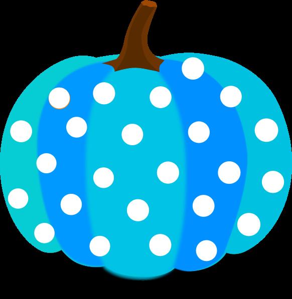 Pumpkin Blue Clip Art at Clker.com.