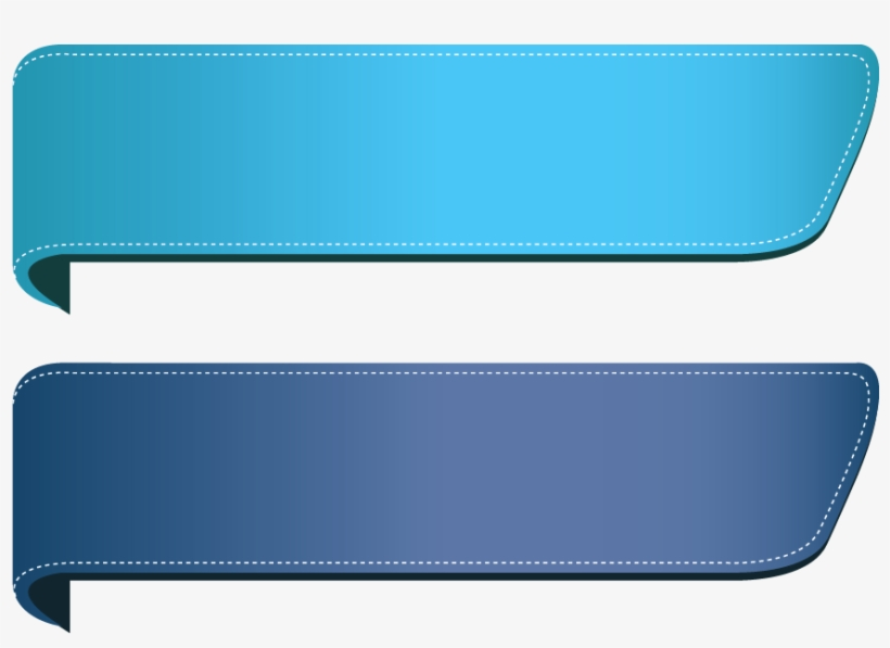 Blue Ribbon Banner Hd.
