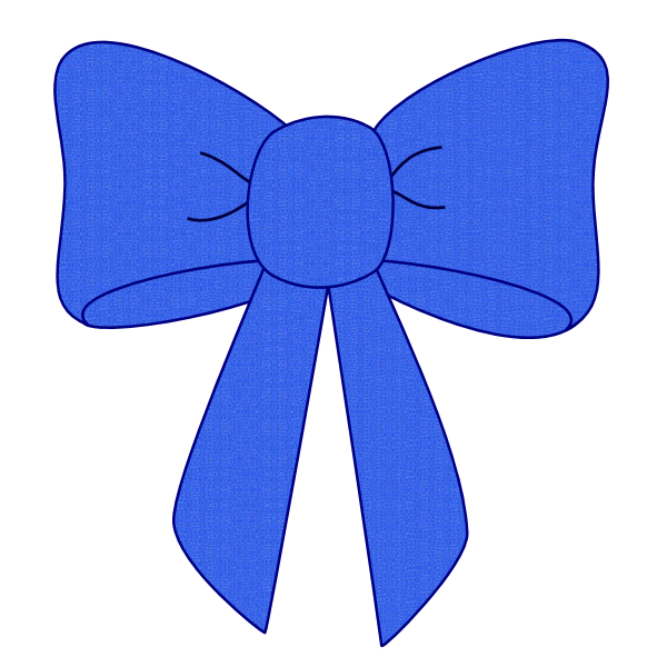 Blue Ribbon Printables Clipart.
