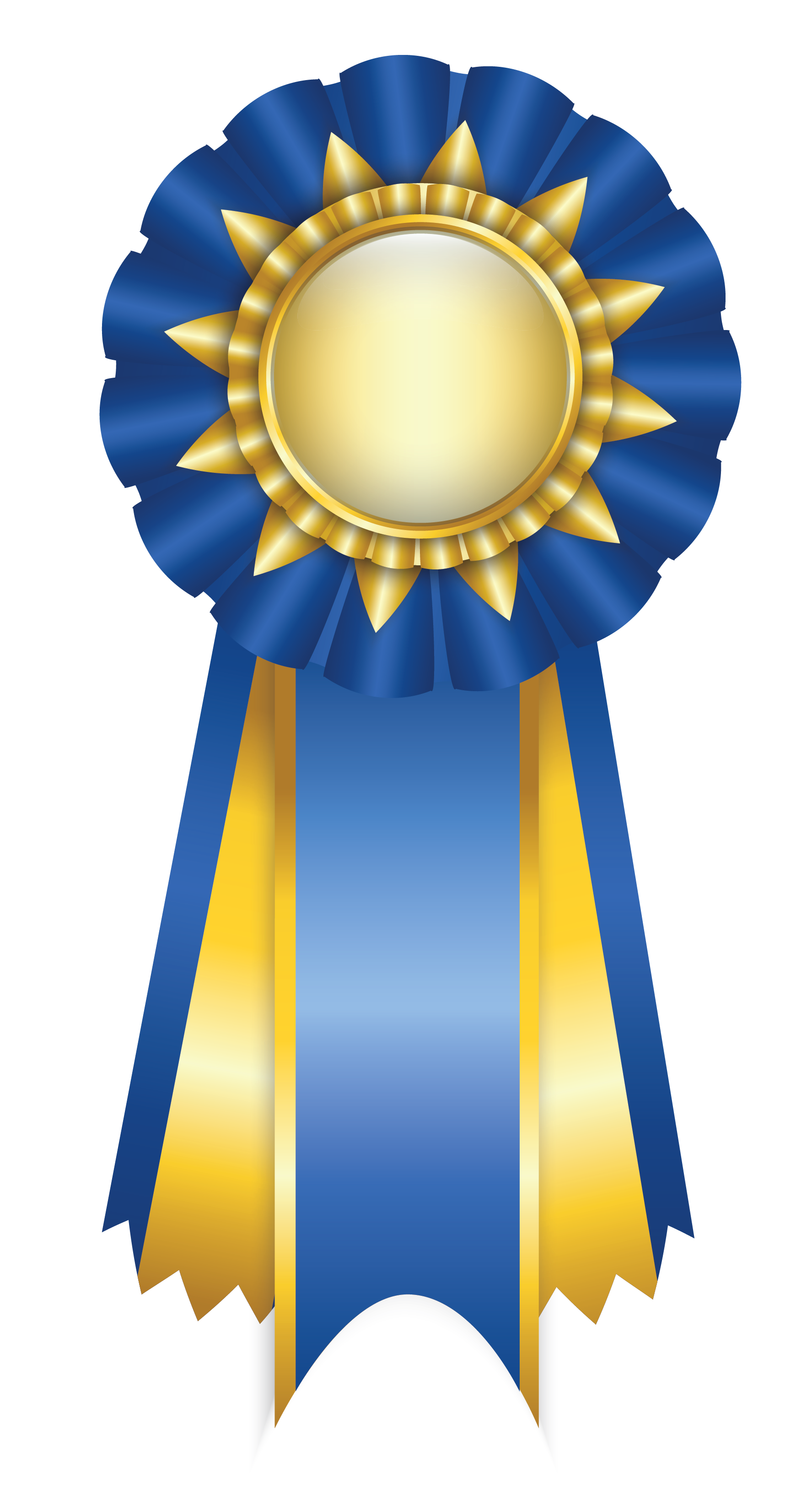 Blue ribbon clip art free.