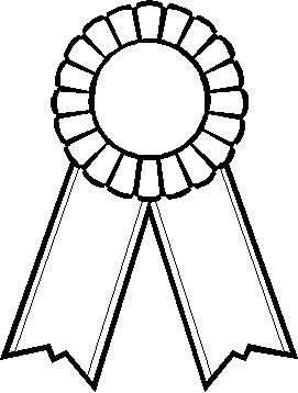 Free Printable Award Ribbons.
