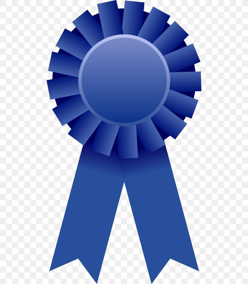 Blue Ribbon Rosette Clip Art, PNG, 512x938px, Blue Ribbon.