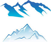 Gallery For > Blue Ridge Mountains Clipart.