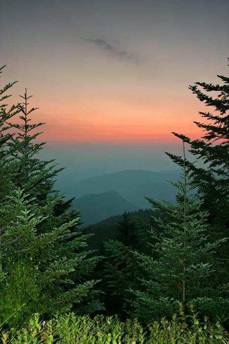 Blue ridge mountains desktop clipart.